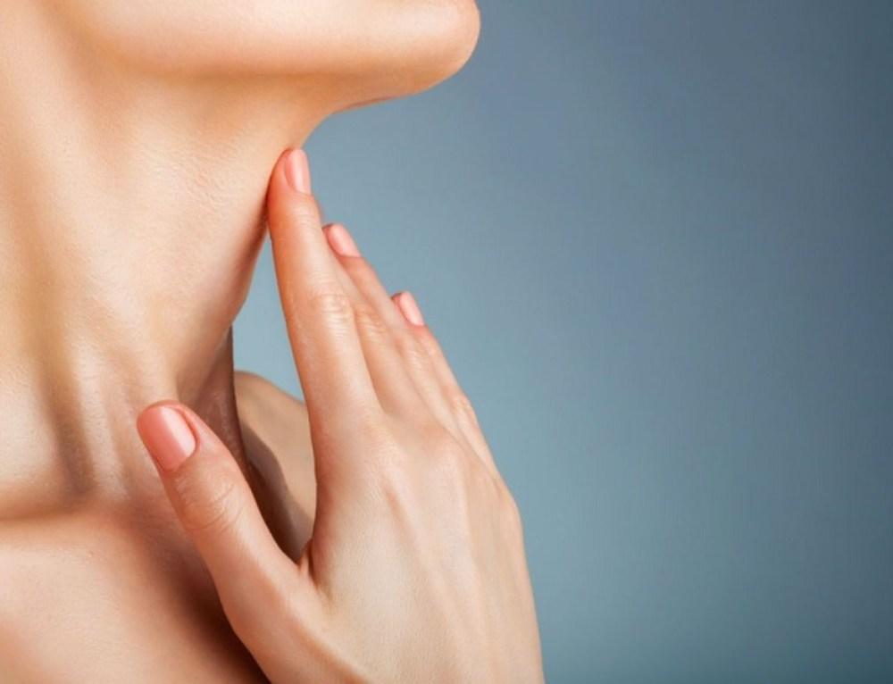 A região do colo e do pescoço